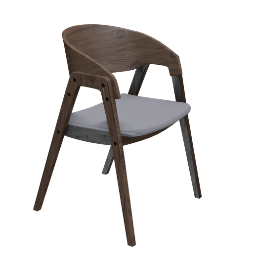 Thumbnail: Wooden chair 01