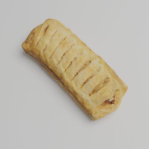 Thumbnail: Bakery Hotdog roll