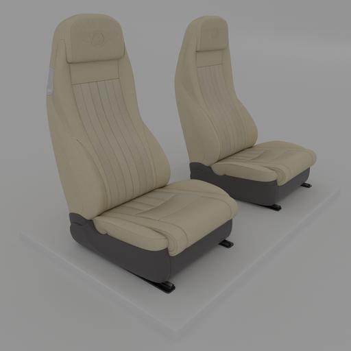 Thumbnail: Bentley seats