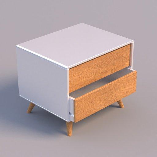Thumbnail: bedside table