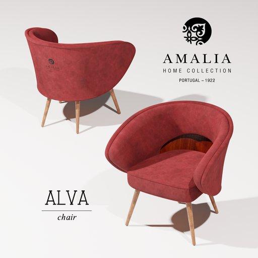 AMALIA ALVA chair