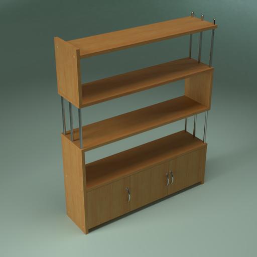 Thumbnail: Office Shelf