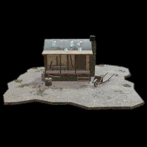 Thumbnail: Old cottage