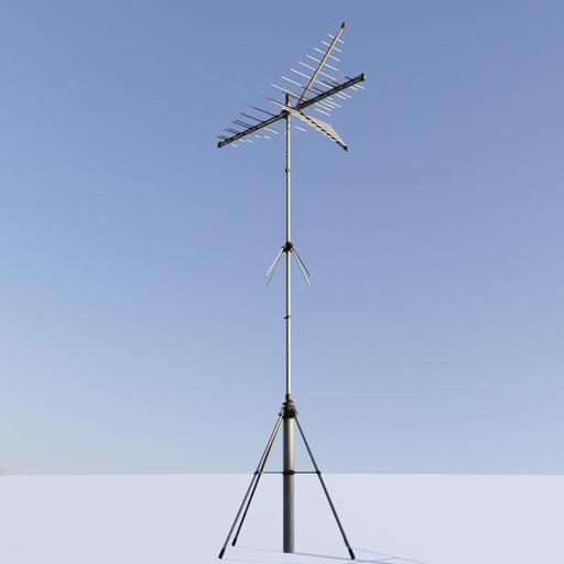 Thumbnail: Rooftop Antenna 01