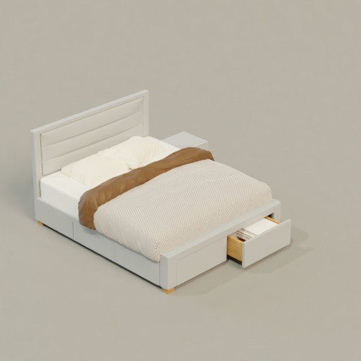 Thumbnail: Double Bed