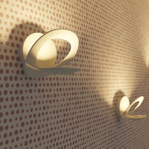 Thumbnail: Pirce Micro LED Wall Lamp