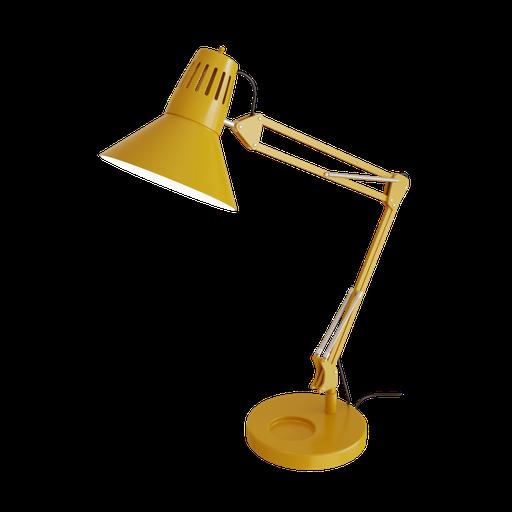 Thumbnail: Large light fixture