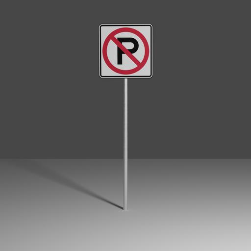Thumbnail: No parking