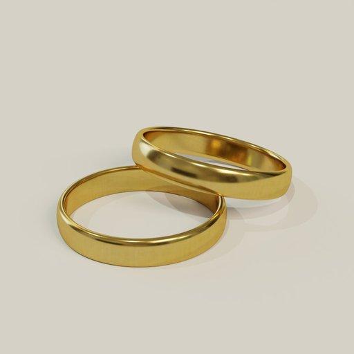 Thumbnail: Golden rings