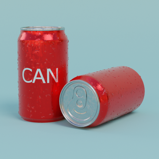 Thumbnail: Beverage Can template
