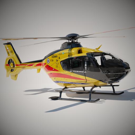 Thumbnail: Eurocopter EC-135