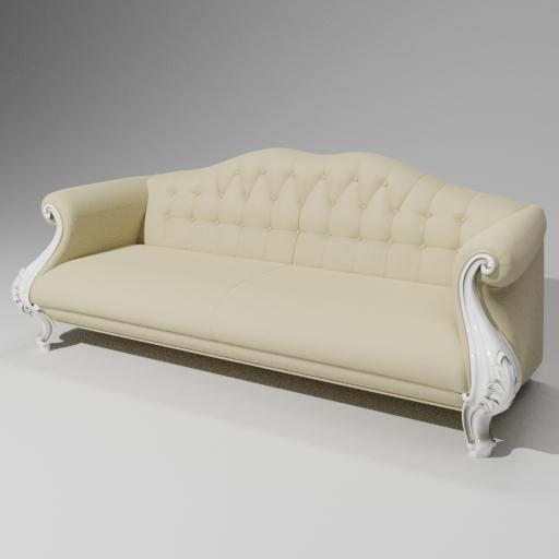 Thumbnail: Cloudy Living room sofa