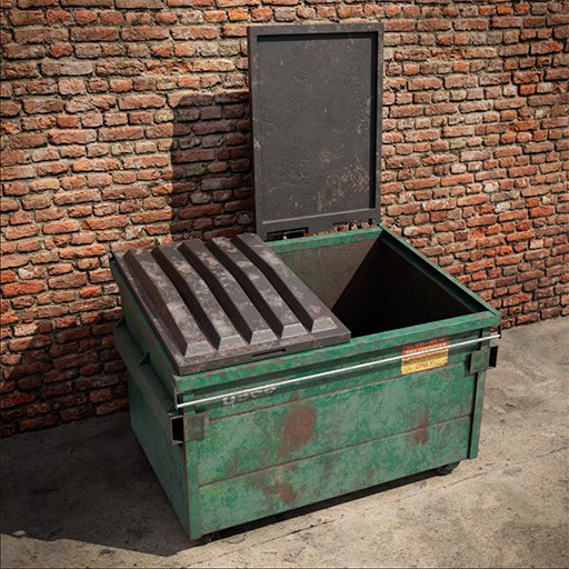 Thumbnail: Container Garbage