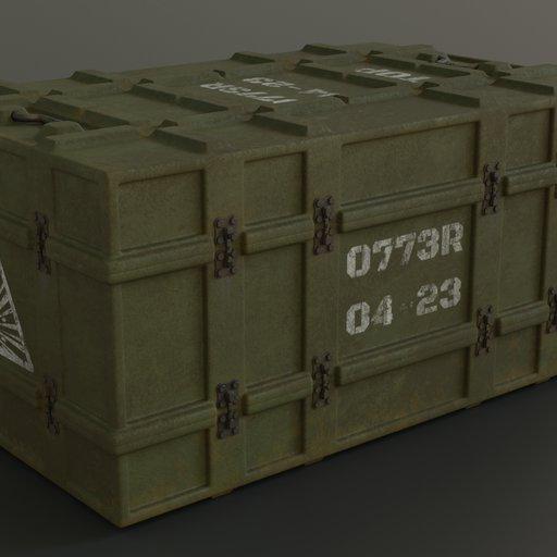 Thumbnail: Military Crate