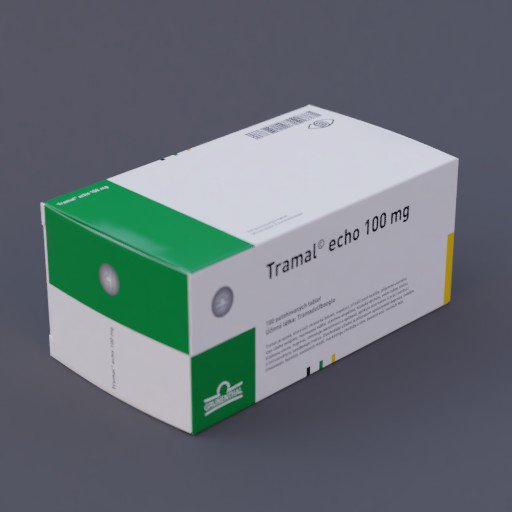 box of medicine Tramal