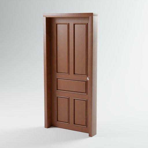 Thumbnail: Wooden Door