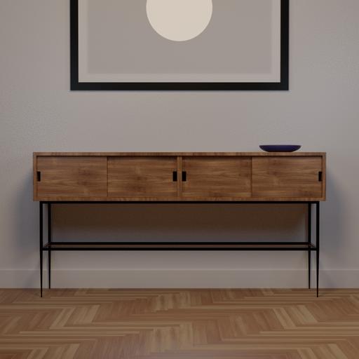 Thumbnail: Modern Sideboard Table