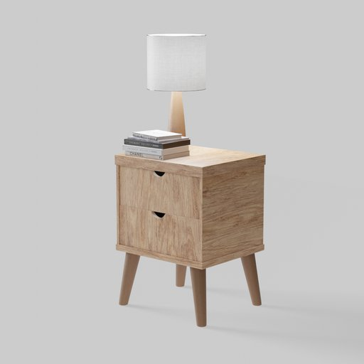 Thumbnail: Drawer with Objects