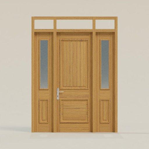Thumbnail: House Door 180x12x241