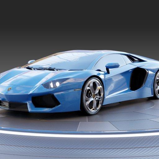 Thumbnail: Lamborghini Aventador