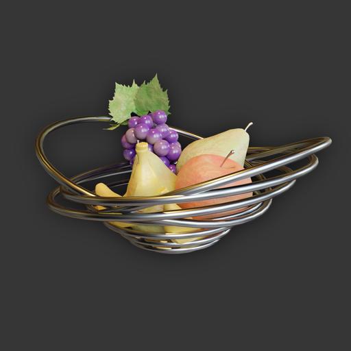 Thumbnail: Simple Fruit Bowl