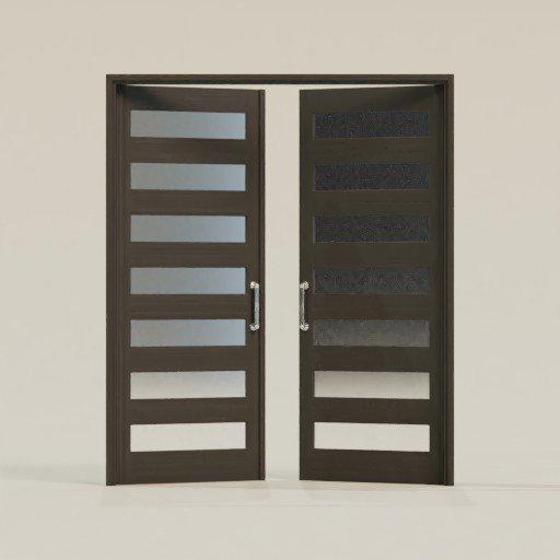 House Door 208x12x246