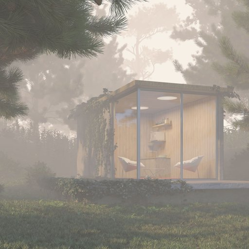 Thumbnail: Meadow cabin