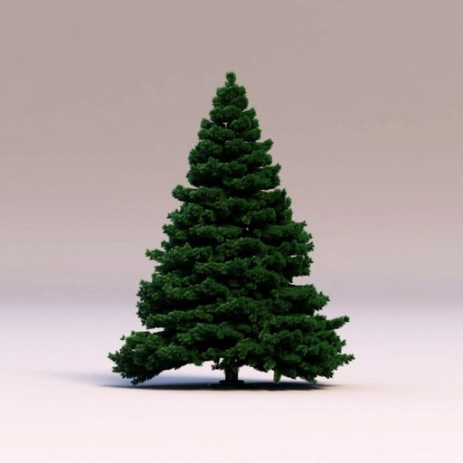Thumbnail: christmas tree - not decorated
