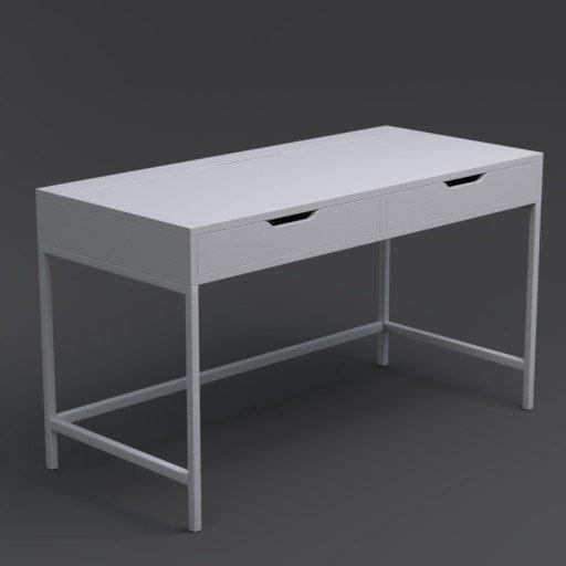 Thumbnail: White office table