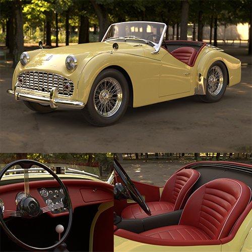 Thumbnail: Triumph TR3