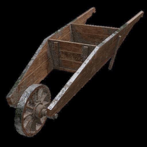 Thumbnail: Wheelbarrow