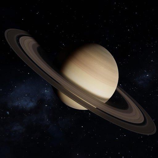 Thumbnail: Saturn