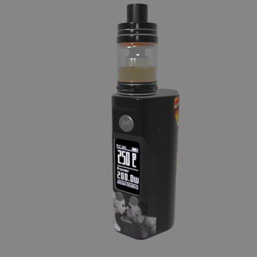 E-cigarette RX200S