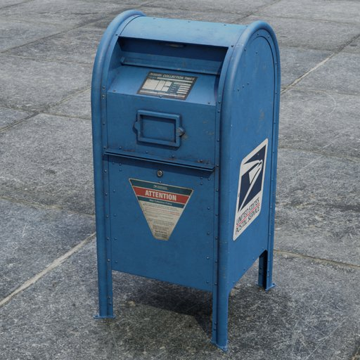 Thumbnail: MailBox