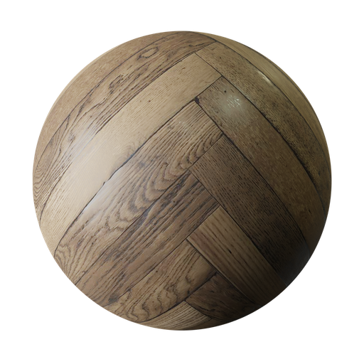 Thumbnail: Asymmetric Wood Plank Material
