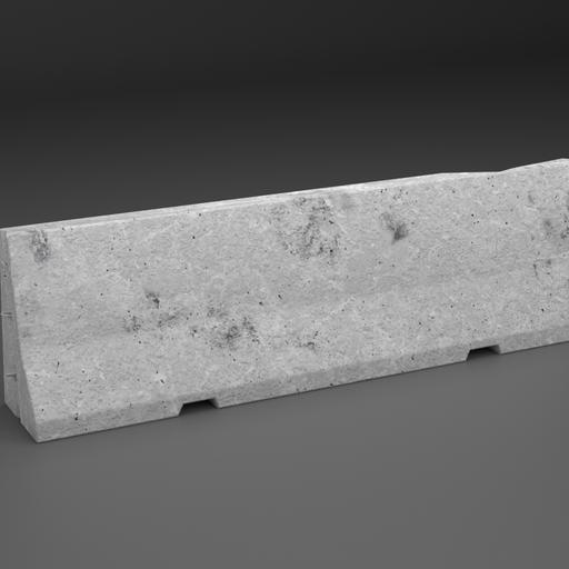 Thumbnail: Concrete Blockade