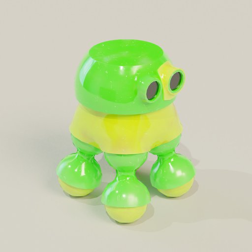 Thumbnail: Chhotu - the mini robot