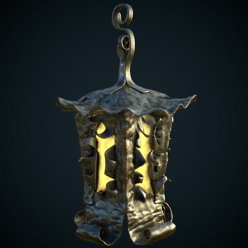 Thumbnail: Old magic lantern