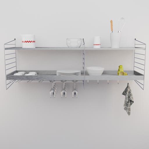 Thumbnail: String System (kitchen)