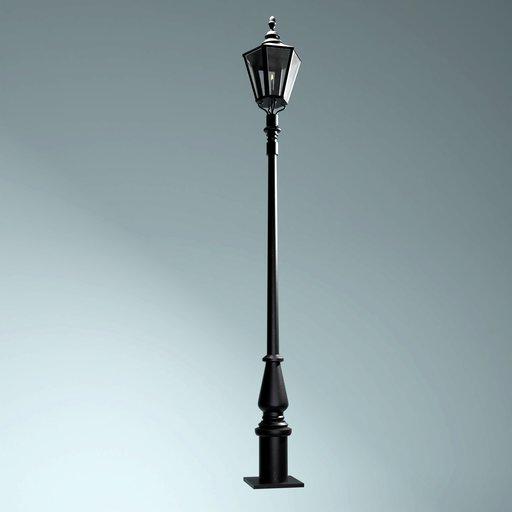 Thumbnail: Victorian Gas Street Light