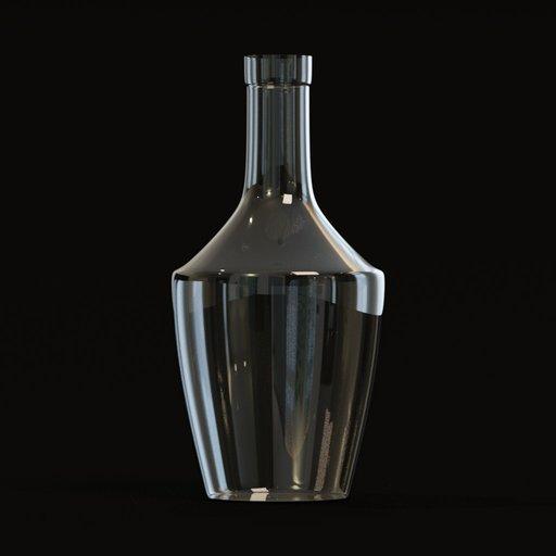 Thumbnail: Empty bottle