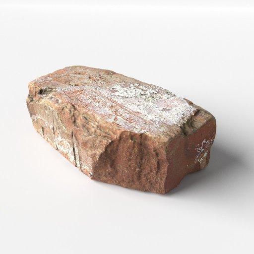 Thumbnail: Old crushed brick 02