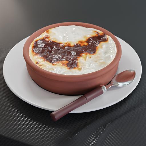 Thumbnail: Baked Rice Pudding
