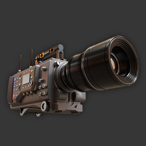 Digital Movie Camera