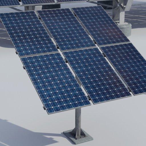 Thumbnail: 1.8kw Solar Panels Array