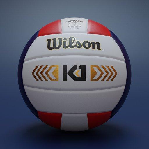 Thumbnail: Wilson's K1 Gold Volleyball