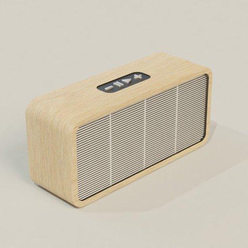 Thumbnail: Mini Bluetooth Speaker