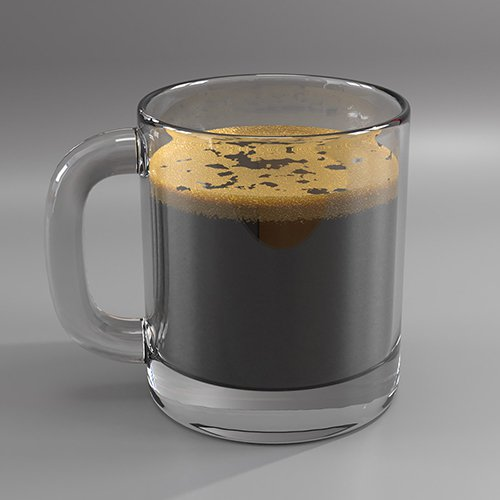 Thumbnail: Coffee procedural