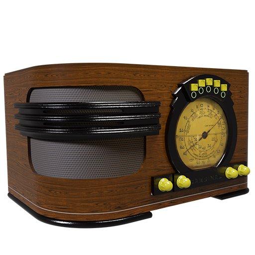 Thumbnail: Antique Radio 02