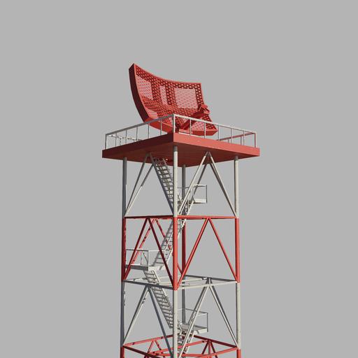 Thumbnail: Radar Tower
